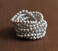 6mm Ice Pearls