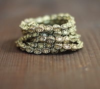 Vintage Filigree Beads