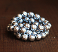Haskell Rich Silver Baroque Pearl