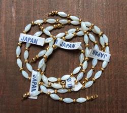 Vintage Mother of Pearl Bracelet Lengths