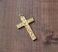 Die Struck Pictoral Cross