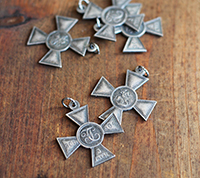 Russian Maltese pendant