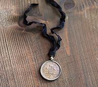 Victoria Coin Pendant