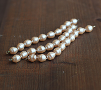 Vintage Haskell Pearl Bracelet [Large]