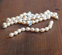 Vintage Haskell Pearl Bracelet [Medium]