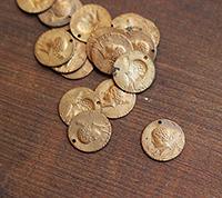 Vintage Coin Pendants