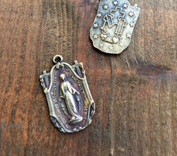 [BR] Immaculate Conception Medal