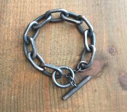 Bronzey Boyfriend Bracelet