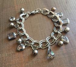 Vintage Charm Bracelet Base