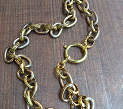 Florentine Chain Necklace