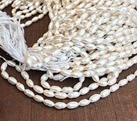 Master Strand Haskell Baroque Biwa Pearls