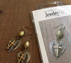 Prayerful Heart Earring Kit